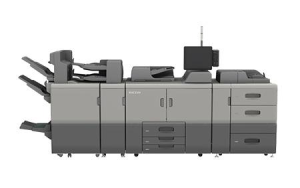 Ricoh black and white production press Pro8320s